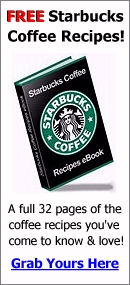 Free Starbucks Recipe Book